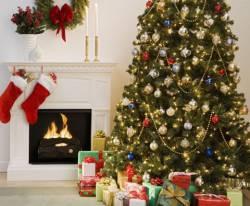История происхождения новогодних подарков