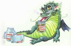Встречаем 2012 год - год Черного Водяного Дракона