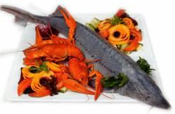 О пользе рыбы. Стерлядь в шампанском. Полезные советы от шеф-повара по приготовлению вкусной рыбы