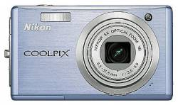 Фотоаппарат Nikon Coolpix S560