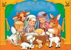 Поздравления с Рождеством Христовым. Рождественские поздравления и пожелания Рождественской недели