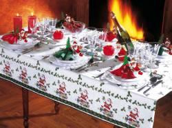 Выбираем и украшаем стол. Сервировка новогоднего стола
