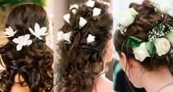 Выбор свадебной прически