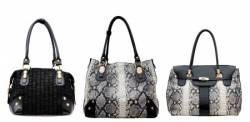 Женские сумки Domani и Prada