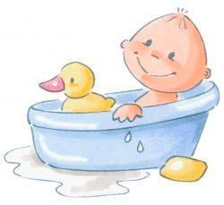 Как купать ребенка с диатезом?