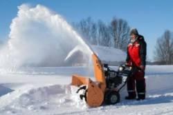 Снегоуборщик для домашнего использования