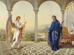 Благовещение Пресвятой Богородицы. Традиции праздника Благовещение