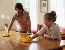 Как правильно ухаживать за мебелью?