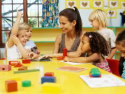Обучение детей с раннего возраста