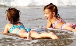 Отдых на море с ребенком. Полезные советы