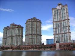 Жилой комплекс Алые Паруса в Москве