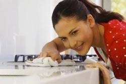 Чистота - залог комфорта на кухне