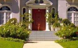Направление наружной входной двери по фэн-шуй