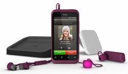 Смартфоны HTC Edge и HTC Zeta