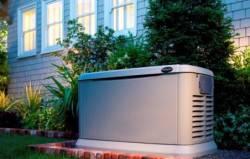 Как установить автономную электростанцию в загородном доме