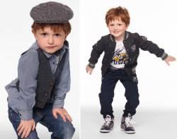 Правила выбора детской одежды 2012 для мальчиков