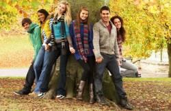 Подростковая мода весна 2012