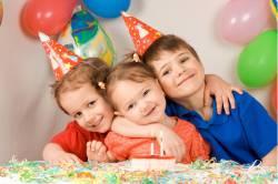 День рождения - праздник детства. Организация праздника для ребенка