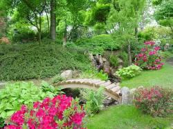 Садовый дизайн. История дизайна. Современный дизайн сада
