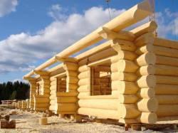 Преимущество деревянных домов