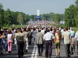 Безопасность дорог на фестивале «Славянское единство»