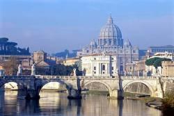 Путешествие в вечный город Рим