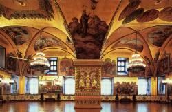 Московский кремль. Грановитая палата