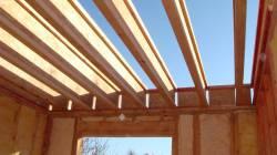Как сделать деревянное перекрытие