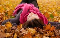 Как побороть осеннюю депрессию