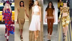 Как модно одеться в этом году