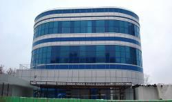Вентилируемые стеклянные фасады
