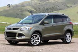 Ford отзывает кроссоверы Escape