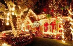 Новогодние гирлянды – неотъемлемый атрибут яркого праздника!