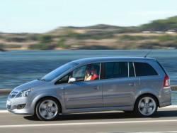 Opel Zafira: увлекательная история популярной модели