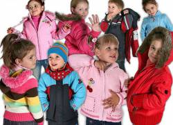 Красивая одежда для детей