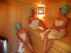 Посещение сауны - отличный способ отдохнуть и поправить здоровье