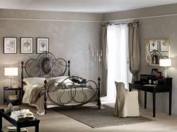 Кованые кровати – хранители снов