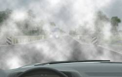 Движение в тумане