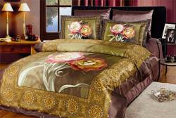Тихая роскошь кровати