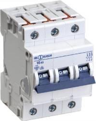 Трехфазный автоматический выключатель ABL Sursum C6S3