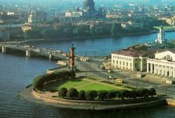 Командировка в Санкт-Петербург
