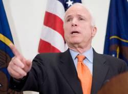 Джон Маккейн и аборты: он намекал на перемены в Великой старой партии?