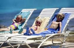 Тепловой удар у детей