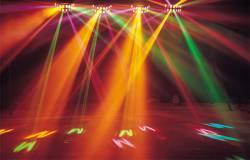 Выбираем световое оборудование для дискотеки