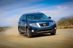 Nissan Pathfinder 2013 года