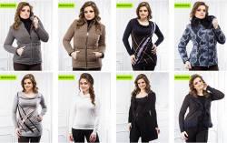 Одежда больших размеров: приятный и легкий выбор