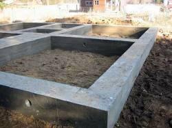 Возводим фундамент - нужен качественный бетон и лазерный нивелир