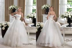 Свадебные платья из коллекции «Габриель»