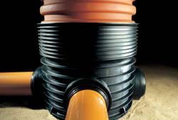 Смотровые канализационные колодцы и их устройство
