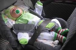 Как перевозить новорожденного?